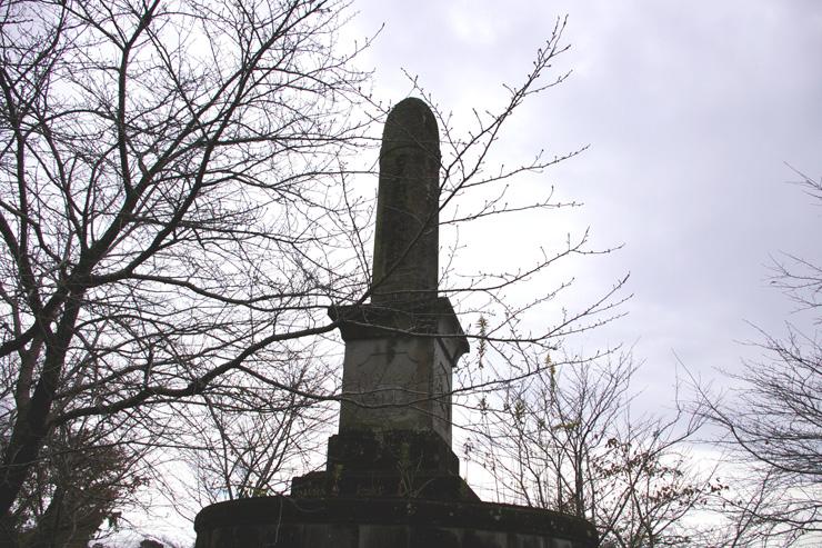 日露戦役紀念碑